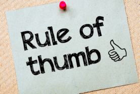 Rules of Thumb: Do these popular retirement planning hacks measure up?